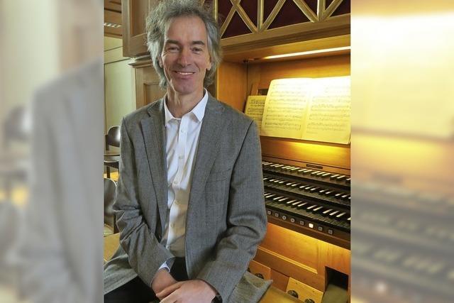 Organist Jörn Bartels setzt Jazz-Schlusspunkt beim Schopfheimer Orgelsommer