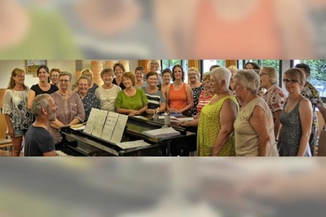 Chor ist für die Frauen wie eine Oase