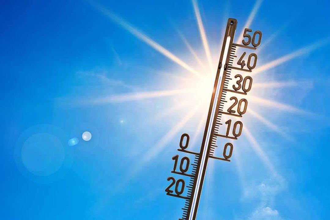 Das Umweltschutzamt warnt die Bürger d...rhöhten Ozonwerten an diesem Dienstag.  | Foto: Guenter Albers