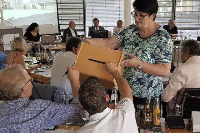 Julia Böhm fällt im Stadtrat durch
