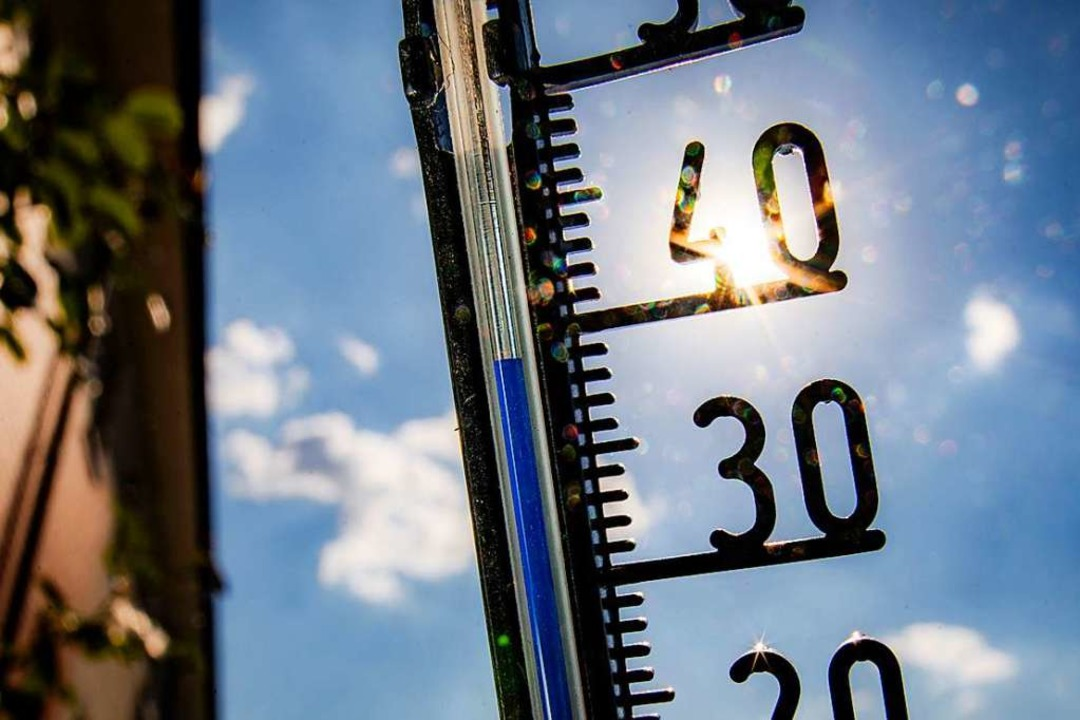 Die Stadt Freiburg wird keinen Klimanotstand ausrufen.    Foto: Frank Rumpenhorst (dpa)