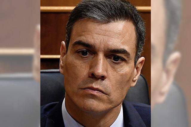 Niederlage für Spaniens Regierungschef
