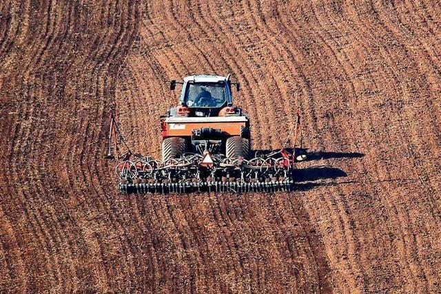 Lobbyisten bremsen Wende in der Agrarpolitik aus