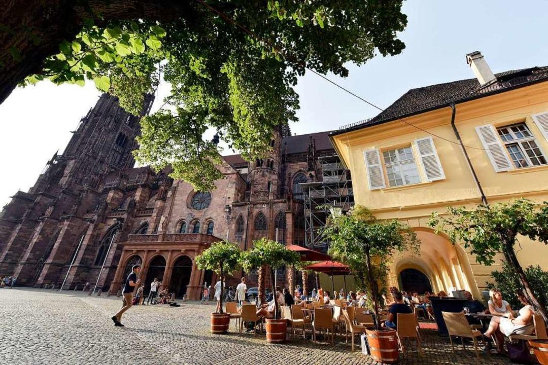 Freiburg ist gerne top – doch so mancher Anspruch ist nicht haltbar.  | Foto: Thomas Kunz