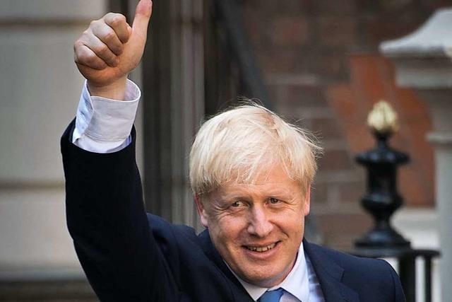 Keine Angst vor Mr. Brexit Boris Johnson