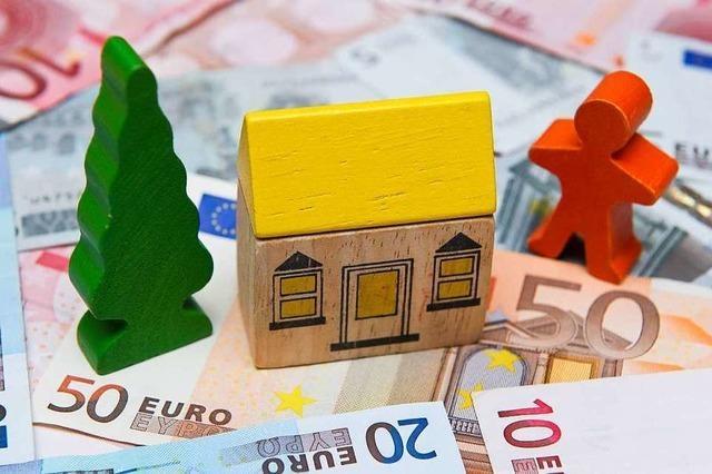 Ohne Neuregelung der Grundsteuer könnten Lahr 8 Millionen Euro durch die Lappen gehen