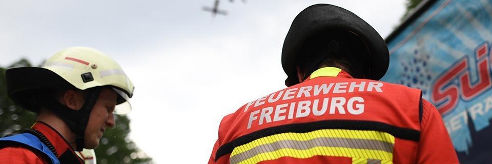 Wie die Freiburger Feuerwehr das Tabu Brandstiftung in eigenen Reihen angeht