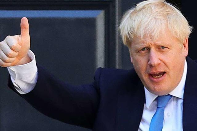 Boris Johnson: Mit Frechheit an die Spitze Großbritanniens