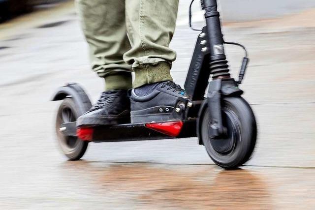 Warenhäuser verkaufen tausendfach E-Scooter ohne Betriebserlaubnis