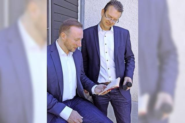 Mit den Coverbrothers in Titiee-Neustadt