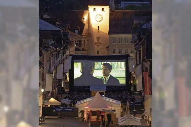 Kino in Waldshuts guter Stube