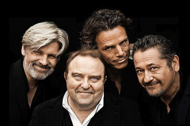 Das Ton-Arten Musikfestival präsentiert die Hamburger Gustav Peter Wöhler Band
