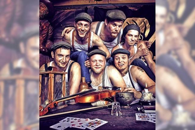 Irish Fast Folk: Musik, die alle bewegt
