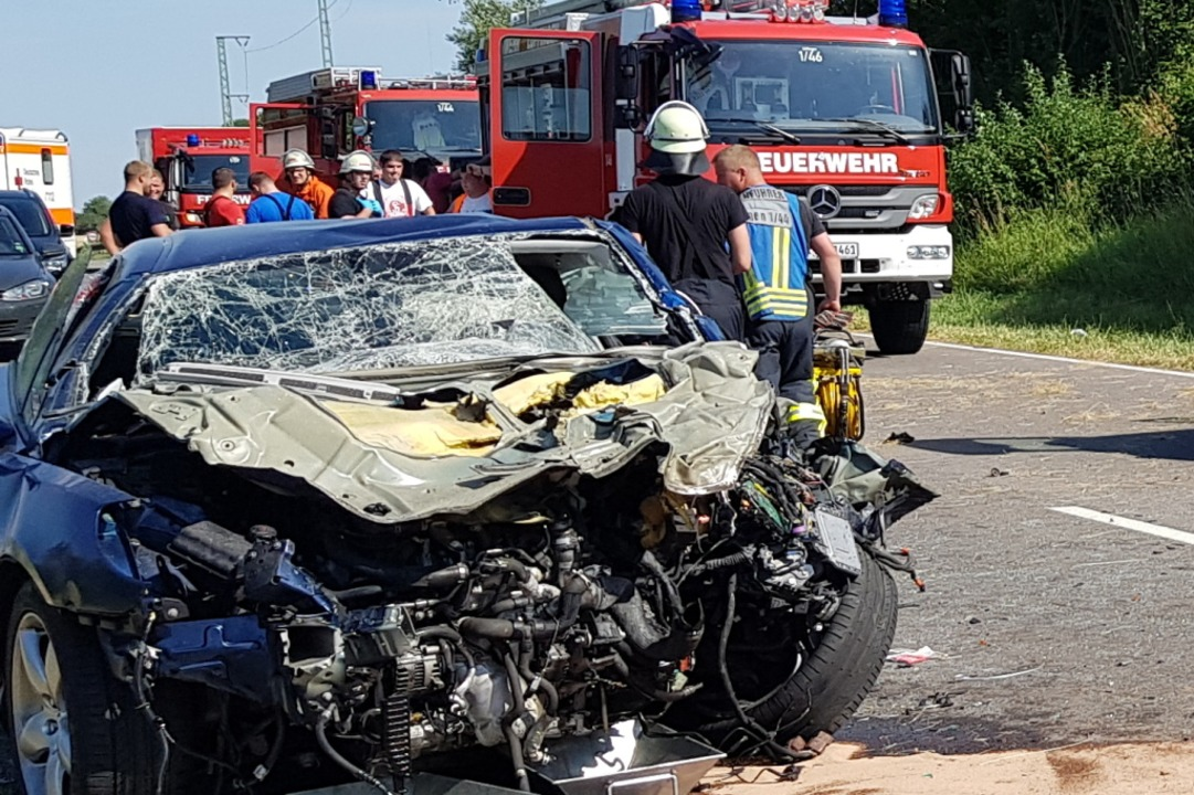 Unfall B31 Heute Aktuell