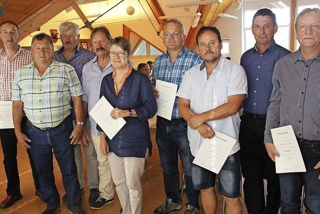 Letzte Sitzung für elf Stühlinger Stadträte