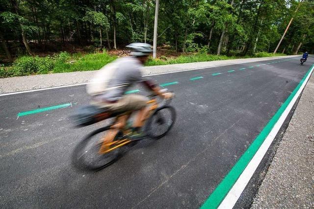 Radschnellweg wurde hohe Wirtschaftlichkeit bescheinigt – trotz Kosten von 16,5 Millionen