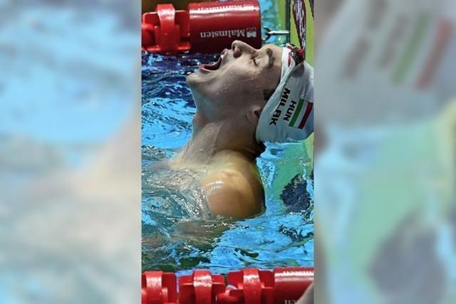 Phelps-Rekord fällt