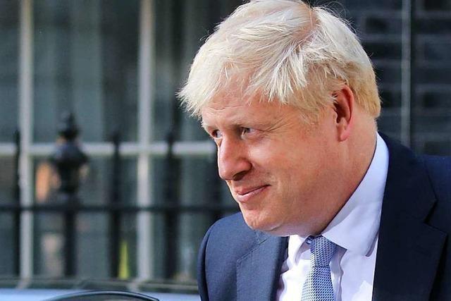 Boris Johnson holt Brexit-Hardliner in sein Kabinett