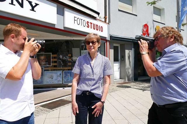 Im Fotofachgeschäft Dockhorn in Rheinfelden gab es einen Generationswechsel