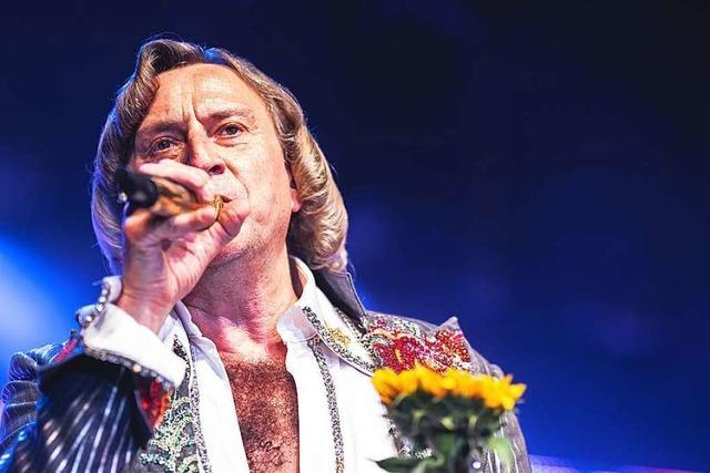 Dieter Thomas Kuhn bricht ZMF-Konzert in Freiburg wegen Kreislaufproblemen vorzeitig ab