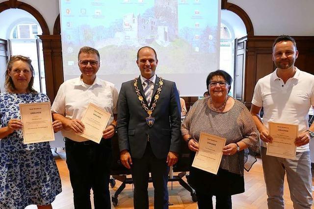 Ortsvorsteher für Buchholz, Suggental, Siensbach und Kollnau einstimmig gewählt