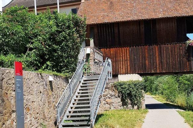 Das Rheinufer in Bad Säckingen soll aufgewertet werden