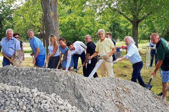 Das neue Rathaus in Schallstadt soll ein Gebäude für die Bürger werden