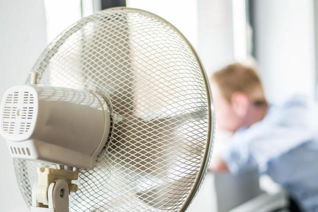 Wie Freiburger Angestellte mit der Super-Hitze umgehen