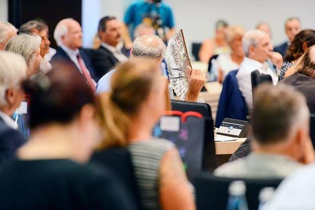 Martin Horn appelliert zwischen den Zeilen an die AfD-Stadträte