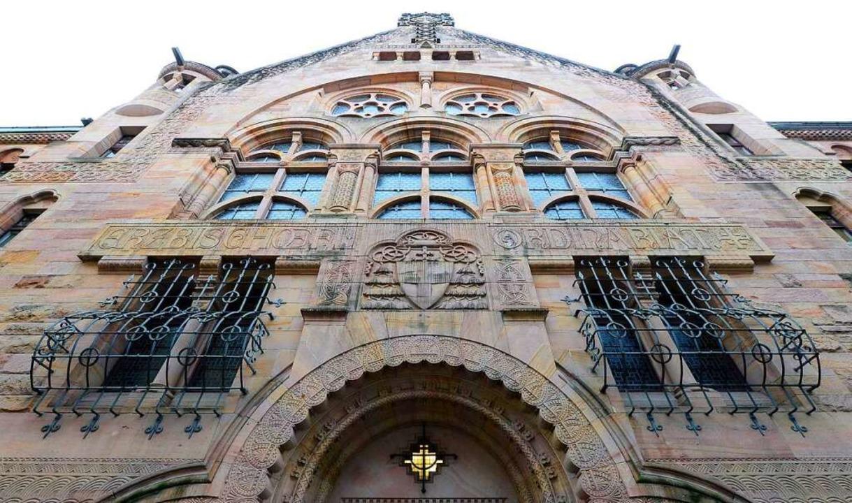 Der Aufklärungsbedarf im erzbischöflichen Ordinariat in Freiburg ist groß.  | Foto: Ingo Schneider