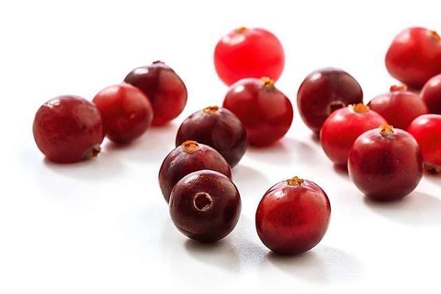 Knallroter Zellschutz: die Cranberry