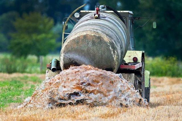 Nitrat im Grundwasser: Deutschland drohen empfindliche Geldstrafen
