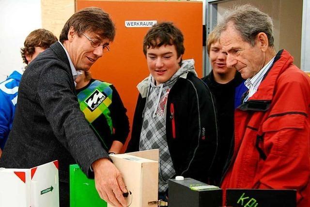 Thomas Zipfel geht nach 39 Jahren an der Realschule Neustadt in Ruhestand