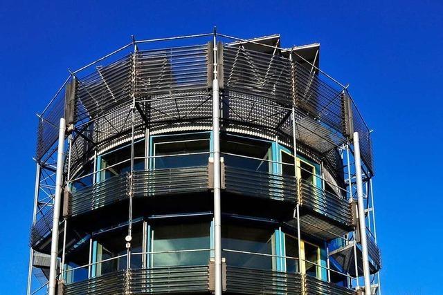 Das Heliotrop in Freiburg ist 25 Jahre alt und immer noch modern