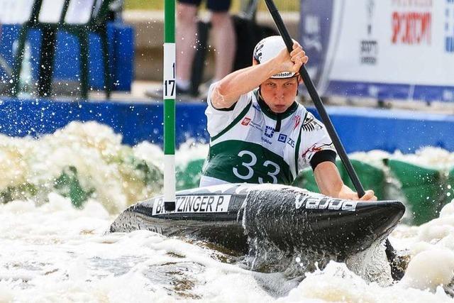 Paul Bretzinger aus Waldkirch fährt zu WM-Bronze