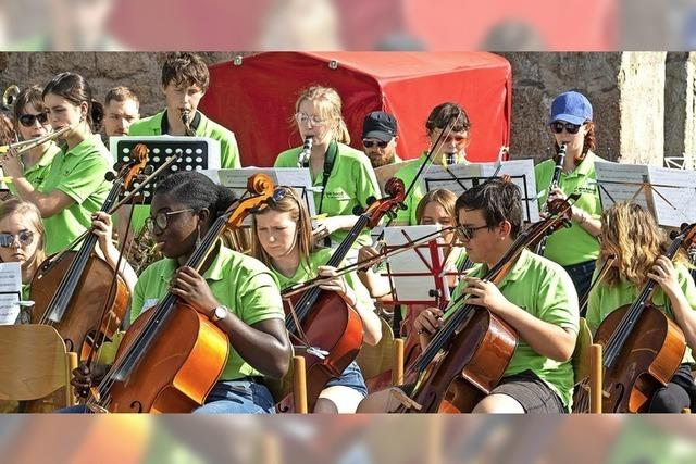Robin Hood Youth Orchestra Nottingham