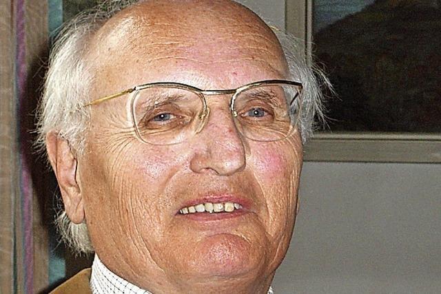 Pfarrer Ulbrich mit 88 Jahren verstorben