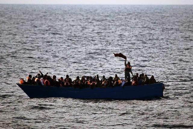 115 Migranten nach Bootsunglück vor libyscher Küste vermisst