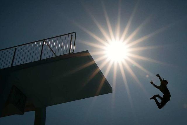 Bei Ozonwerten darf sich niemand auf kleinen Erfolgen ausruhen