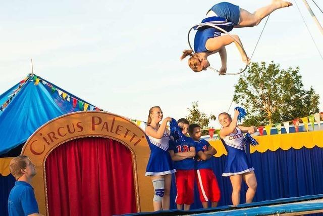 Ettenheims Circus Paletti geht wieder auf Tournee
