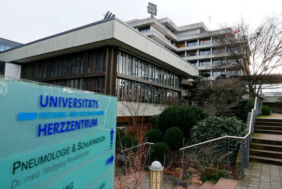 Das Herzzentrum soll neue Wege gehen.  | Foto: Hans-Peter Müller