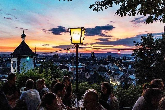 In Freiburg gibt es ein Mini-Schlossbergfest als Trost