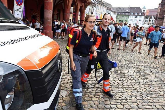 Die Personalsituation beim Roten Kreuz bessert sich