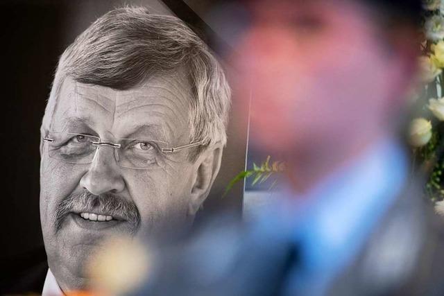 Weitere Ermittlungen gegen mutmaßlichen Mörder von Walter Lübcke