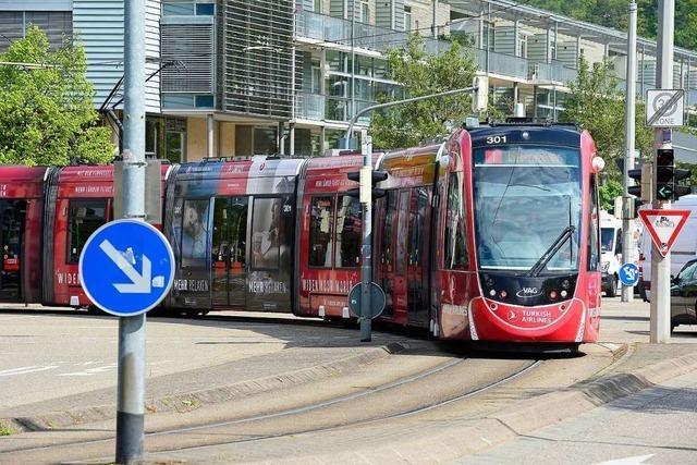 Sanierung der Wendeschleife Laßbergstraße in Freiburg beginnt am Montag