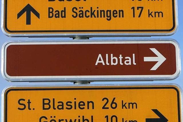 Umfangreiche Vorarbeiten Für Wiedereröffnung der Albtalstraße