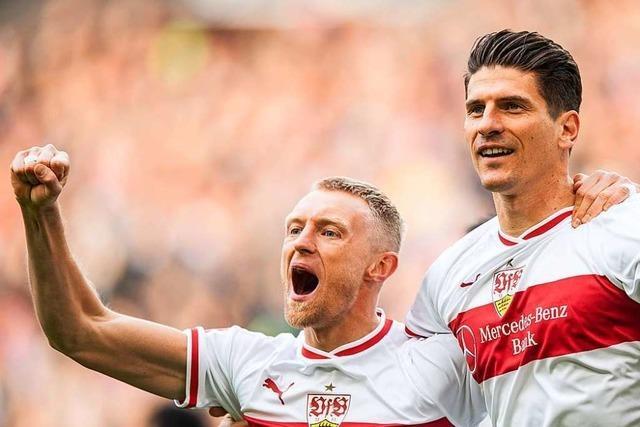 VfB Stuttgart eröffnet Zweitliga-Saison gegen Hannover 96