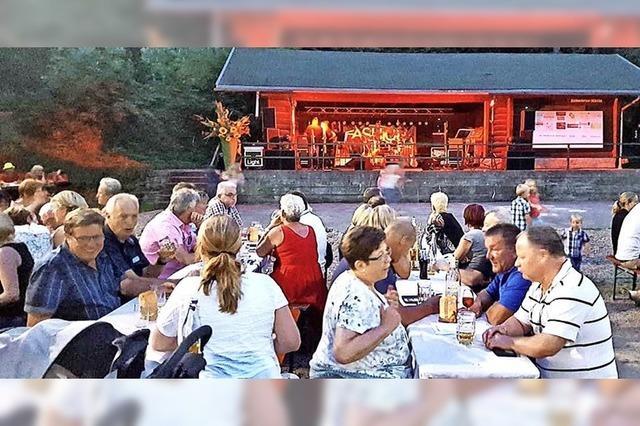 Schwärzefest zwischen Badenweiler und Britzingen