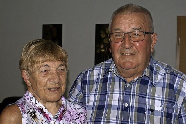 60 gemeinsame Jahre