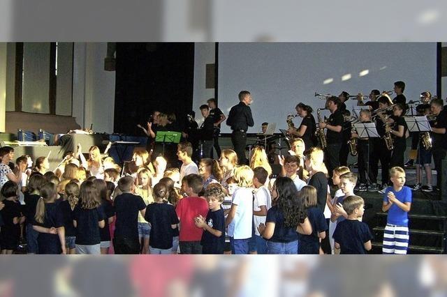 Herderns Schulen im Konzert